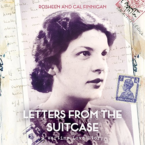Letters from the Suitcase audiobook cover art