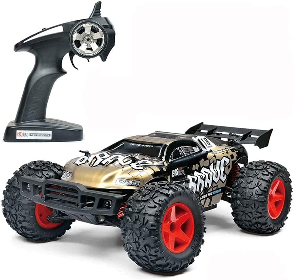 Hejuy 4WD Ranking TOP17 Waterproof Climbing RC Same day shipping Off-Ro 1 12 Rechargeable -Speed