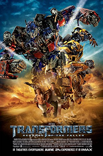 PremiumPrints - Transformers Revenge of The Fallen Movie Poster Glossy Finish Made in USA - MOV839 (24' x 36' (61cm x 91.5cm))