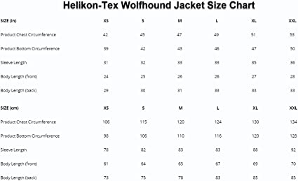 Helikon-Tex Wolfhound Lightweight Insulate Jacke Nylon Bundeswehr Flecktarn