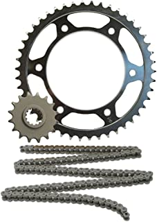 JT Sprockets JTSK1036 520X1R2 Chain and 14 Front/33 Rear Tooth Sprocket Kit