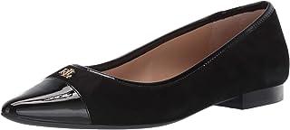 حذاء باليه مسطح للسيدات من Lauren by Ralph Lauren