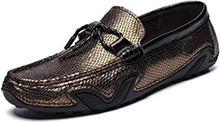 3ecbc1a90a174 Gold Men's Loafers & Slip-Ons | Amazon.com