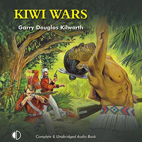 Kiwi Wars cover art