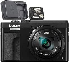 Panasonic DC-ZS70S Lumix 20.3 MP, 4K Digital Camera, Touch 3