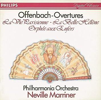 Offenbach: Overtures - La Belle Hélène Etc.
