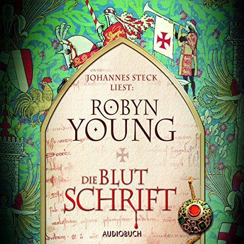 Die Blutschrift                   By:                                                                                                                                 Robyn Young                               Narrated by:                                                                                                                                 Johannes Steck                      Length: 7 hrs and 38 mins     Not rated yet     Overall 0.0