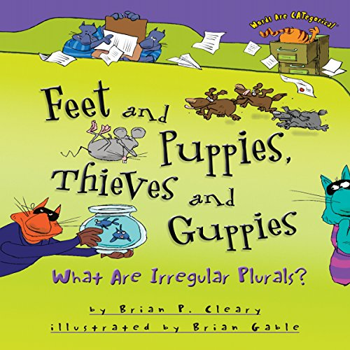Feet and Puppies, Thieves and Guppies copertina