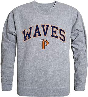Pepperdine University Campus Crewneck Pullover Sweatshirt Sweater Heather Grey