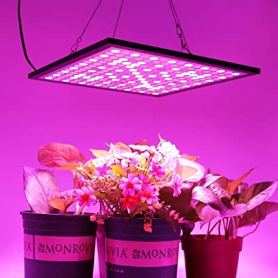 45W Led Plant Grow Lights, Indoor Hydroponics G...