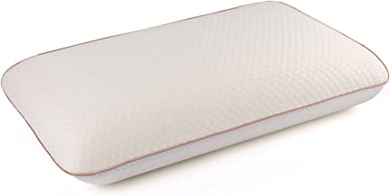 Power of Nature Memory Foam Pillow, Sleeping Pillow for Back, Stomach, Side Sleepers, Contour Pillow for Neck and Shoulder...