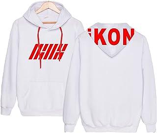 babyHealthy IKON Budoukan Concert Same Sweater Yun Hyeong B.I Bobby Hoodie Unisex Sweatshirt