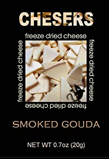 Chesers Freeze Dried Cheese 5ct (Smoked Gouda)