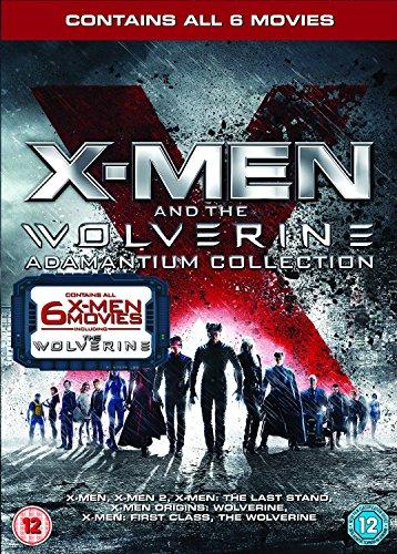 X Men and Wolverine All Films DVD Collection (7 Discs) Box Set : X-Men 1 / X-Men 2 / X-Men 3: The Last Stand / X-Men Origins: Wolverine / X-Men First Class / The Wolverine + Featurettes + Interviews + Commentaries + Extras + Bonus Content