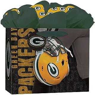 Turner Licensing Green Bay Packers Medium GoGo Gift Bag (8932016)