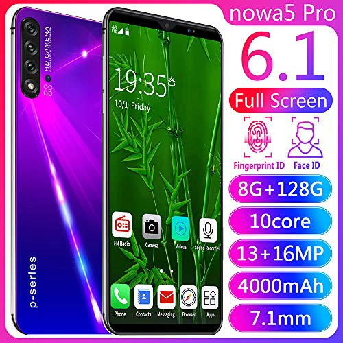 GJRPhone 2019 Nowa5 Pro Android 9.1 6.1