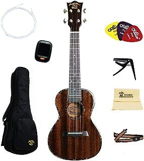 Best lohanu concert size ukulele starter kit Reviews