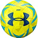 Under Armour Mini Soccer Ball (Tokyo Lemon / Teal Punch)