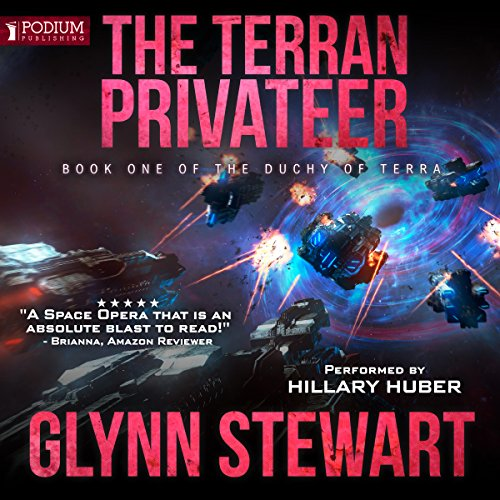 The Terran Privateer cover art