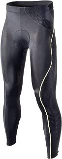 RION Cycling Men's Bike Pants Long Padded Tights