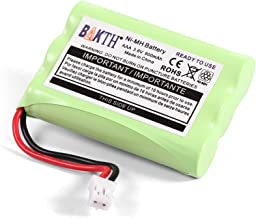 BAKTH 900mAh 3.6V NI-MH Replacement Battery for Motorola MBP27T MBP33 MBP33S MBP33PU MBP33BU MBP33P MBP36 MBP36PU MBP35 MB...