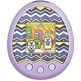 BANDAI Tamagotchi Medium. X (Tamagotchi Try Smog) Spacy Medium. X Ver. Purple Japanese Version