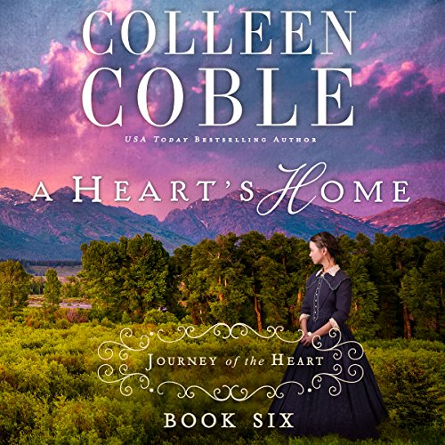 Couverture de A Heart's Home