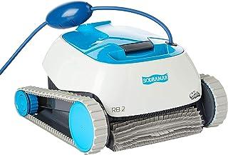 Robô Rb2 Sodramar Para Limpeza De Piscinas Até 12m Sodramar - A Piscina Dos Seu Sonhos