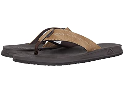 Reef Element TQT (Brown/Tan) Men