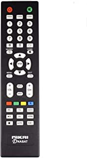 Remote control for dansat smart tv model DTD39BF