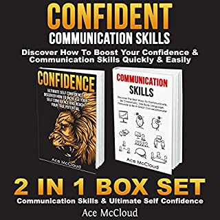 Confident Communication Skills cover art