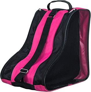 YOFASEN Bolsa para Patines Unisex - Patines de Hielo Ice Skate Bag Mochila Patines en Linea Adulto Niños