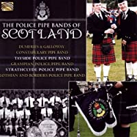 Police Pipe Bands of Scotland by POLICE PIPE BANDS OF SCOTLAND