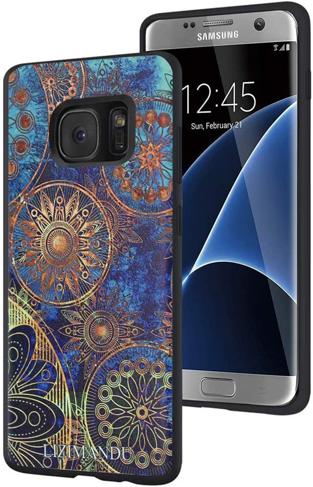 lizimandu Galaxy S7 case Slim Fit Max 52% OFF for Case TPU Soft Mobil Phone Lowest price challenge