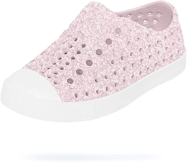 Max 47% OFF Native Shoes Unisex-Child Jefferson Slip-On Bling K Over item handling ☆