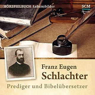 Franz Eugen Schlachter Titelbild