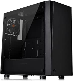 Thermaltake Versa J21 Tempered Glass Edition Mid Tower Chassis CA-1K1-00M1WN-00