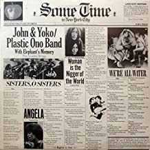 John Lennon & Yoko Ono / Plastic Ono Band, The With Elephants Memory And Invisible Strings , - Some Time In New York City - Apple Records - PCS 716