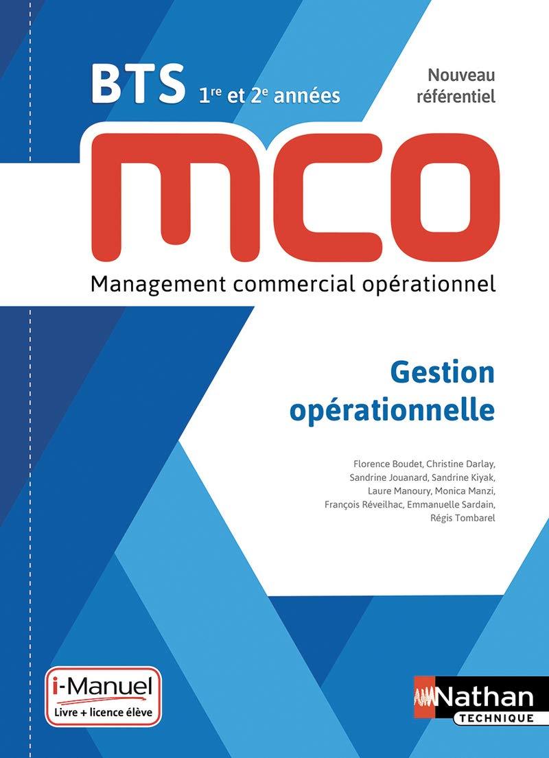 Download Books Gestion oprationnelle BTS MCO 1re et 2e annes ...