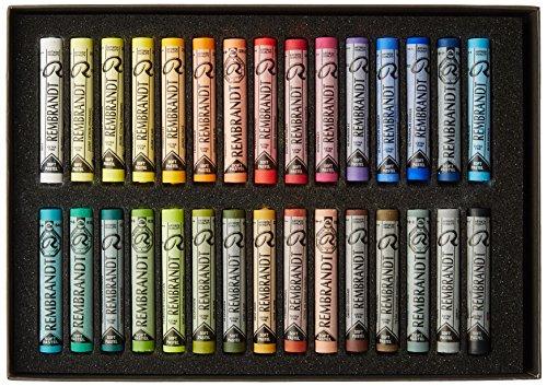 Rembrandt soft pastel colors set 30 (japan import)