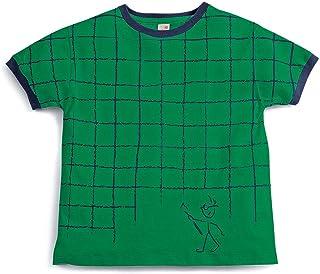 Camiseta Invente Verde - Infantil Menino