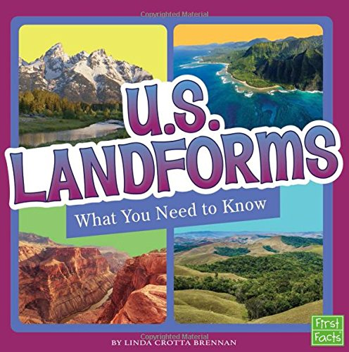U.S. Landforms: What You Need to Know (Fact Files)