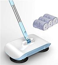 Wycierać Ręcznie Push Sweeper Gospodarstwa domowego Broom Dust Mop All-One Gift Mop Sweeper bez martwego Corner Cleaning M...