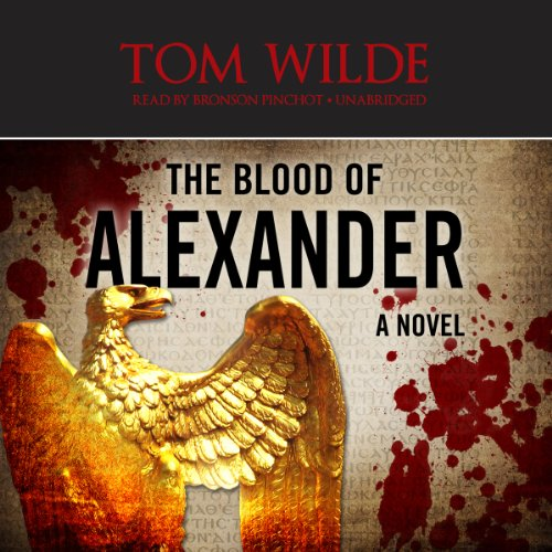 The Blood of Alexander audiobook cover art