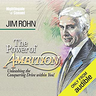 The Power of Ambition cover art