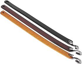 Leren armband, lichtgewicht compacte draagbare duurzame stevige lederen polsband, klasgenoten reizen dagelijks voor housew...