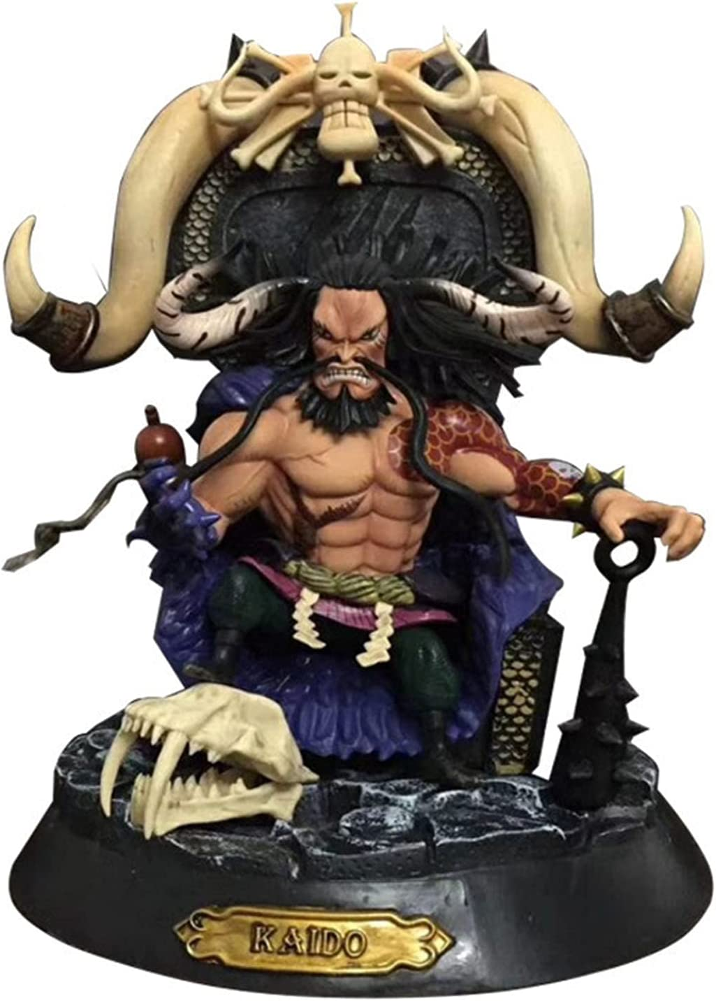 CHENGLI Anime Statue One Directly managed store Inexpensive 23cm Character Piece Kaido