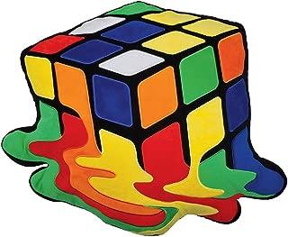 iscream Old School! Melting Rubik's Cube Fleece 20.5
