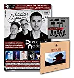 Sonic Seducer 04-2017 mit Depeche Mode Titelstory (10 S.) + exkl. Tribute CD zum Album Music For The Masses + exkl. Sticker zum Album Spirit, Bands: Blutengel, Alphaville, New Model Army u.v.m.