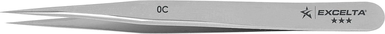 Excelta - Dealing full price reduction 0C Tweezers Fine Point -Thr Max 55% OFF Straight Miniature